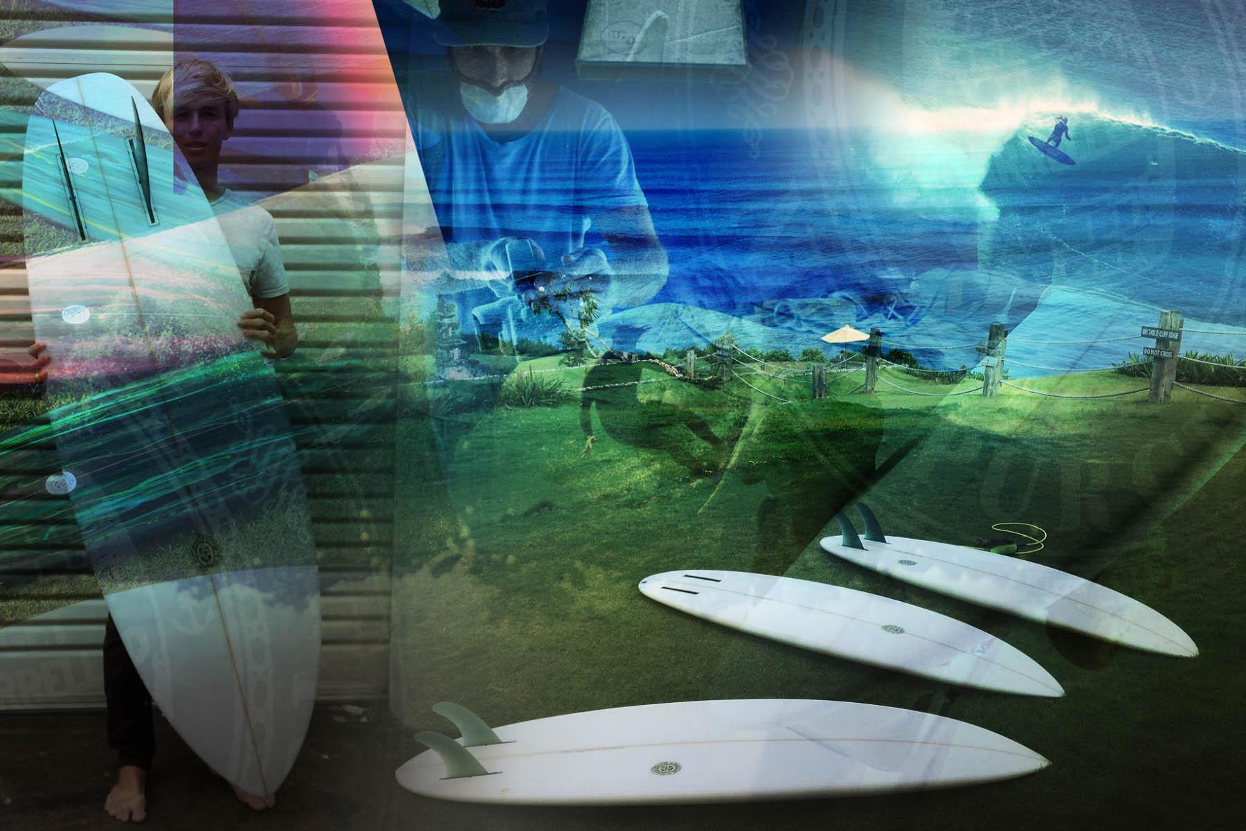 Et Surfboard Shaper Neal Purchase Surfboards